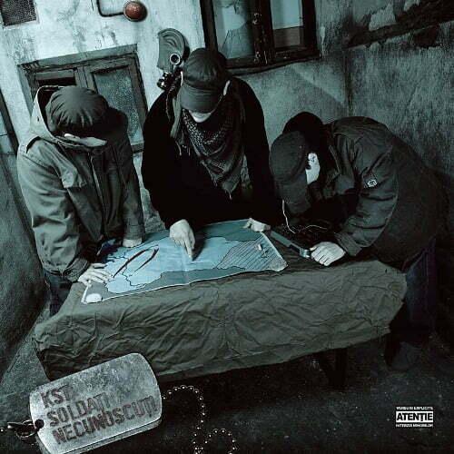 KST – Soldati necunoscuti (Hades Records – 2008)
