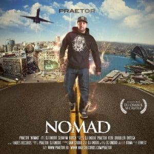 Praetor – Nomad  (Hades Records – 2010)