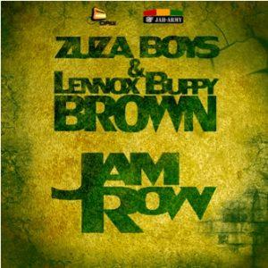 Zuza Boys and Lennox Buppy Brown – Jamrow (Jah Army Records / Daw Studio – 2010)
