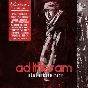 Ad Litteram – Rani Cicatrizate (Independent – 2011)